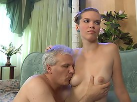 Cecilia&Caspar girl and oldman video